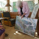 Learn about the natural history of the Mojave Desert with Pat on weekend mornings