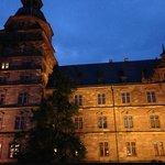 castelo em Aschaffenburg