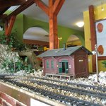 Foto de Vytopna Railway Restaurant - Starobrnenska
