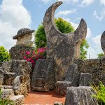 Solar Wall at the Coral Castle
