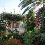 Appartementhaus/Garten