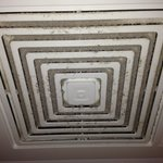 Vent in Bathroom
