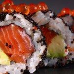King Salmon Roll