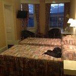 Seaview Twin Room