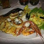 Buonissima grigliata di pesce !!!