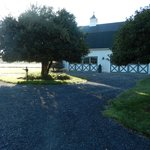 Barn on property...