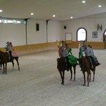 riding with the senoritas