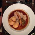 Roast Pork and stuffing
