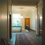 corridoio art nouveau