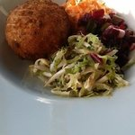 eyemouth smoked haddock fishcake