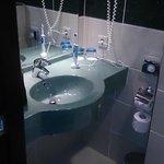 Bathroom, wash basin.