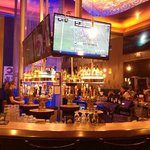great bar for sports games