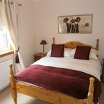 The Double Bedroom in The Dalveen Suite
