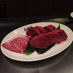 Meat! Top grade!