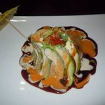 Volcano salad