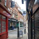 "Widegate street 'Kings store"""