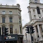 Whitechapel et le pub The Ten bells