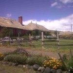 Áreas de la hacienda