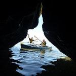 Kayak Punta Cuevas