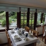 Delightful Breakfast Room