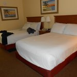 Loved the beds and pillows!