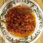 DH's salsicia al fagioli
