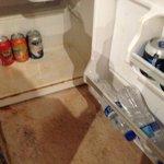 frigo bar descompuesto