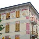 fresco on Levanto apartment