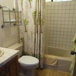 typical cottage bathroom
