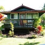 Hawaiian Plantation Style cottage