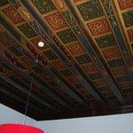 Ceiling in Suite