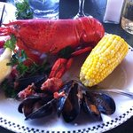 Clam Bake Lobster