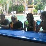 Licensed Pool Bar