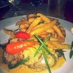 Cena en el Restaurante 365