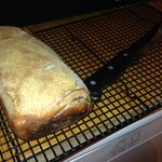 A hot homemade cinnamon loaf was waiting for us the first morning-delicious!