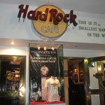 O menor Hard rock do mundo