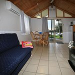 BIG4 Forster Tuncurry Great Lakes Holiday Park 2 Bedroom Waterfront Cabin