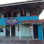 Om Cafe - great Indian food