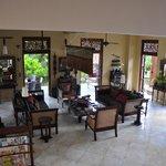 Reef Villas Lobby Area
