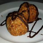 Dinner - Dessert of the Day - Fried ice Cream