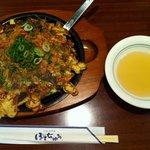 ねぎ焼き(塩ポン酢)
