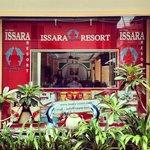 issara resort outsite view