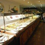 buffet varié