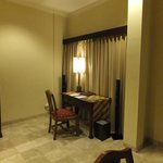 Study area within our Princess Suite