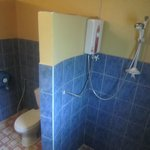 Separate Shower Alcove