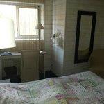 Chambre petite mais confortable