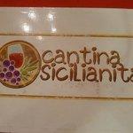 The restaurant monogram