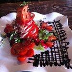 Ensalada de Tomates y Ventresca