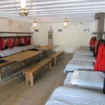 Different Living Quarters at Fort Henry