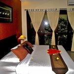 Cozy one-bedroom villa